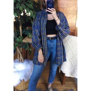 🌿 Vintage L.L Bean Cozy Boyfriend Flannel 🌿